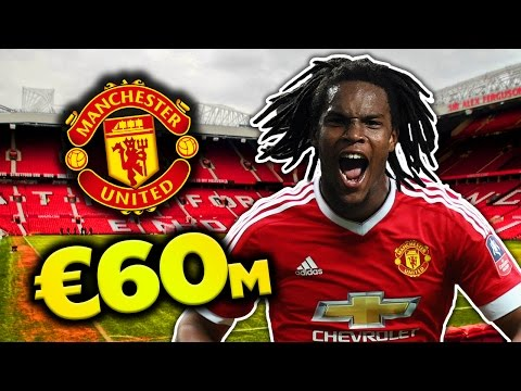 Manchester United To Sign €60m Wonderkid? | Transfer Talk