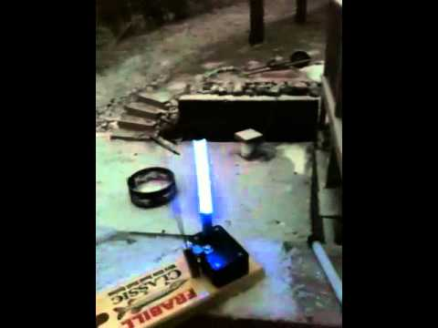 Ice Fishing Tip Up Lights Youtube