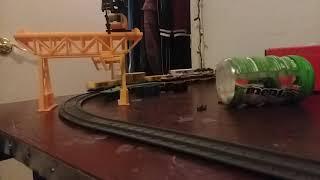 Train railfanning toy POWERTRAINS2.O