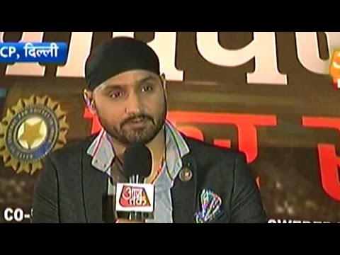 Champion Fir Se: Pressure On South Africa, Says Harbhajan Singh