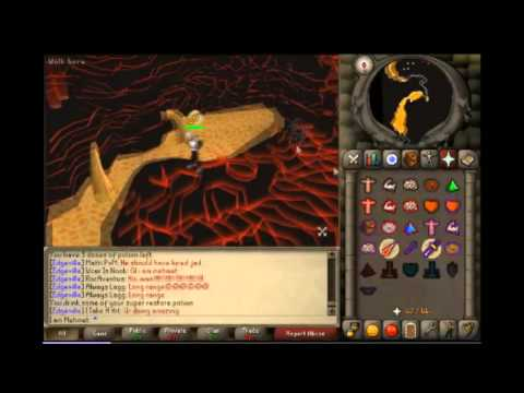 I am Mehmet gets first Fire cape on 1 defence — Runescape 2007! HD