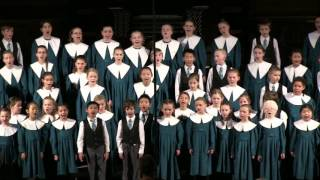 Cantaré Children's Choir Calgary:  Stars