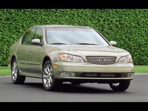 2003 Infiniti I35 Start Up and Review 3.5 L V6