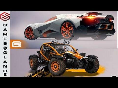Asphalt 8 vs Asphalt Extreme Full Gaming Comparison Review