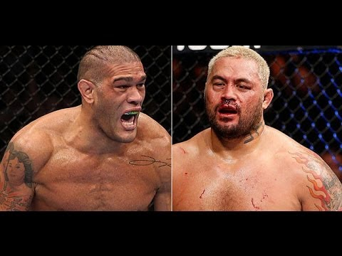 Mark Hunt vs Antonio Bigfoot Silva UFC Fight Night Full Fight Breakdown by Paulie G Image 1