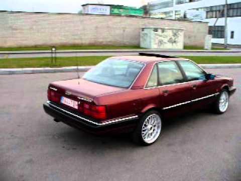 Audi 200 20v For Sale In Vilnius Youtube