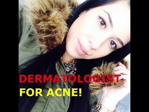 Come with Me To The Dermatologist!! Fraxel Laser│Cortisone Shots For Acne