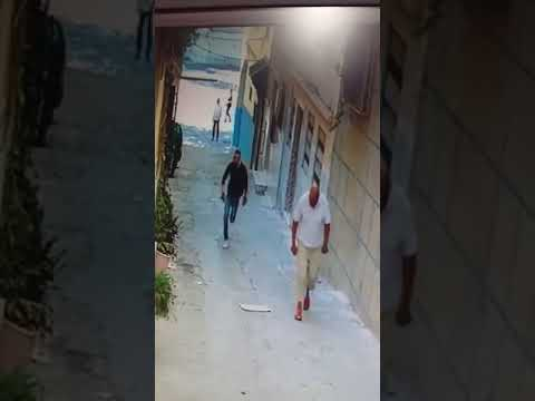 لص يسرق تلميذة في واضحة النهار بثانوية في طنجة !