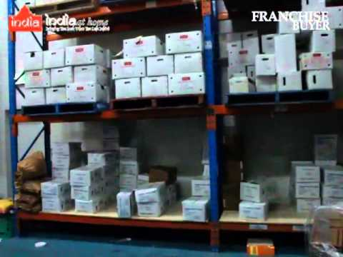 India At Home - Huge Cold Storage Import Facility