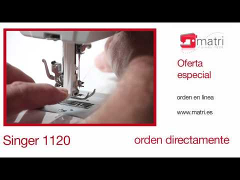 Singer 1120 Promo - Naaimachine Sewingmachine Machine a Coudre Nahmaschinen Máquinas de Coser