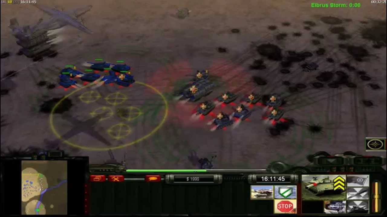 C&c Generals Zero Hour Contra 006 C&c Generals zh Contra 008