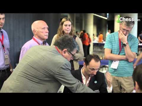 Bilbao Chess: Viswanathan Anand, Vladimir Tukmakov, Anish Giri