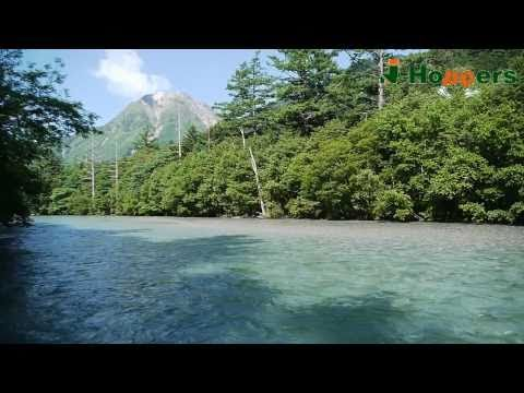 Kamikochi in Japan Alps National Park(J-Hoppers Video Tour)