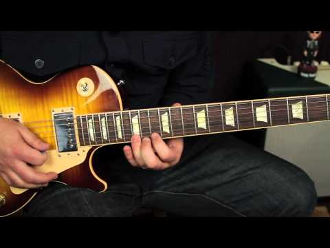 Blues Guitar Lessons - Soloing with Major and Minor Pentatonic Scale - Rock Blues Music Videos