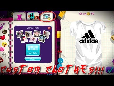 MSP UPDATE CUSTOM CLOTHES (DESIGN STUDIO UPDATE)?!