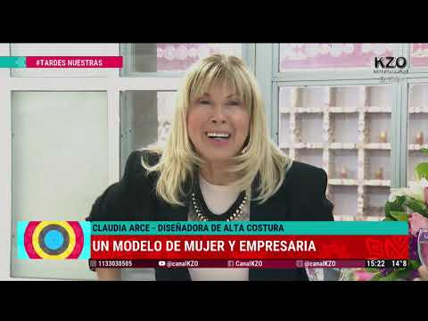 Claudia Arce con Robertito | Entrevista completa