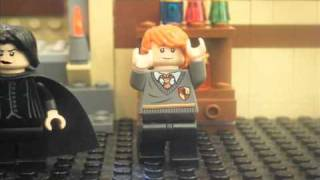 Lego Harry Potter: the mysterious ticking noise
