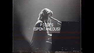 Pieces (Spontaneous) - Amanda Cook   MOMENTS: MIGHTY SOUND