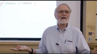 Computer Science - Brian Kernighan on successful language design