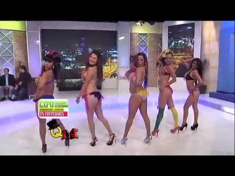 Queremos mas - Las chicas en bikinis acaramelados