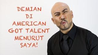 Download video Demian Aditya American Got Talent menurut Deddy Corbuzier
