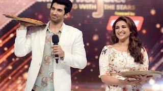Parineeti Chopra And Aditya Roy Kapoor On Jhalak Dikhla Jaa Season 7