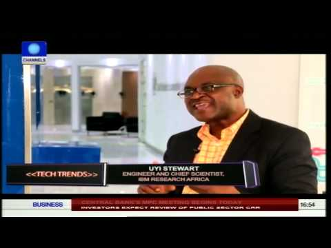 Tech Trends: Technology Development In African Economy Pt4 18/05/15