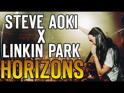 Steve Aoki ft. Linkin Park - Horizons (Live from Chicago Feb 28, 2015)