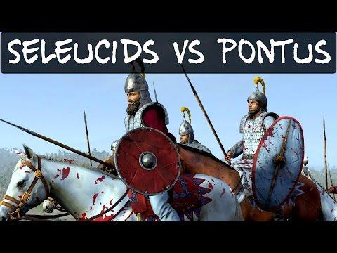 Total War Rome 2 Online Battle 184 Seleucids vs Pontus