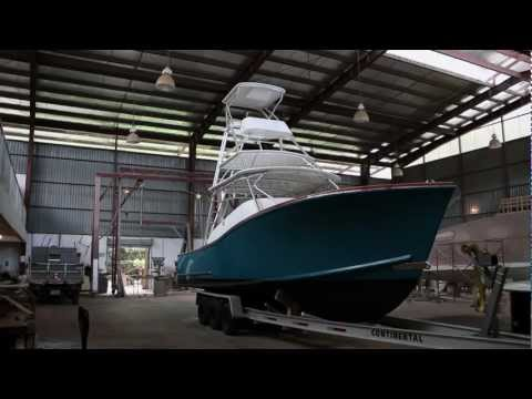 Maverick Sport Fishing Yachts Costa Rica