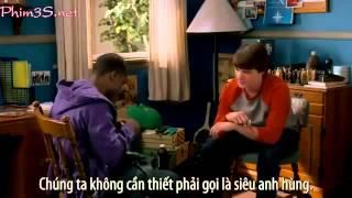 Siêu Nhân Chuồn Chuồn - Full - Thuyết Minh - Phim Hài