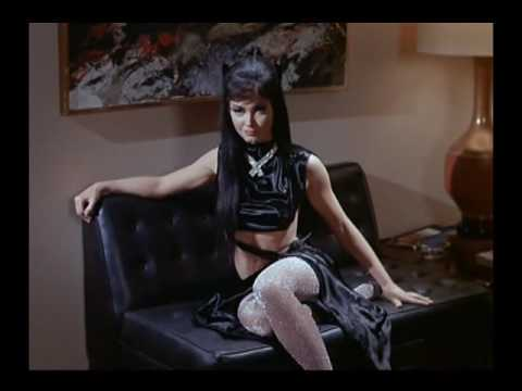 Victoria Vetri in Star Trek Video