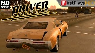 Driver: Parallel Lines - PC Gameplay 1080p