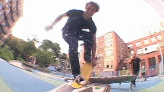 "Fancy Lad's Matt Tomasello ""Trampoline Jump"" Video"