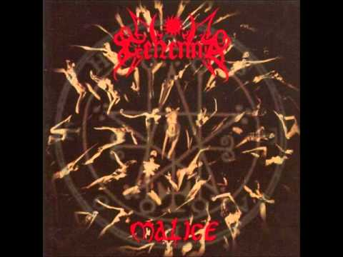 Gehenna - She Who Loves The Flames