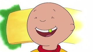 CAILLOU 1 HOUR Full Episodes | Caillou and The Tooth Fairy | Cartoons For Kids |