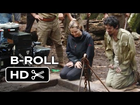 Unbroken B-ROLL 1 (2014) - Angelina Jolie Movie HD