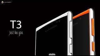 Обзор люксового смартфона Lumigon T3
