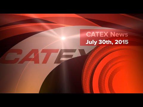 CATEX News for July 30th, 2015: Earthquake strikes Queensland, AU