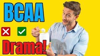BCAAs Break a Fast & Slow Down Fat Loss