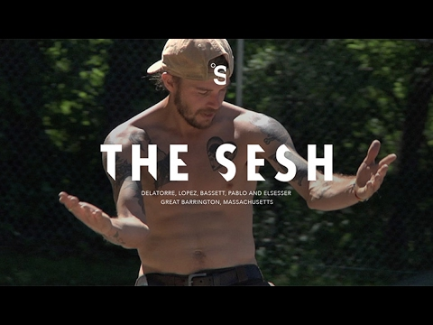The Sesh: Cons - Brian Delatorre and Friends