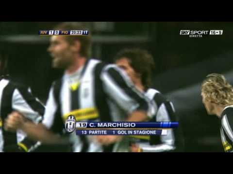 Juventus - Fiorentina ; 1-0 Marchisio | Serie A Day 20 ; HD !!!