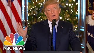 President Trump: IRS Confirms Lower Taxes By February If Congress Acts Before Christmas | NBC News