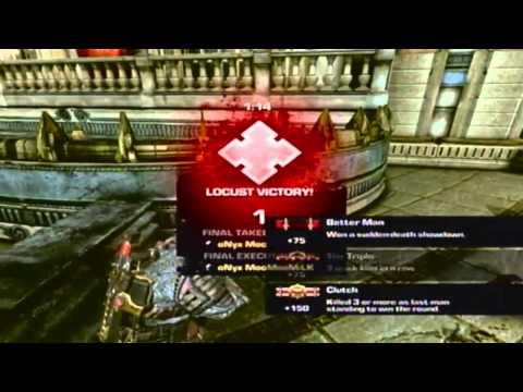 Mejor jugador de Gears of war 3