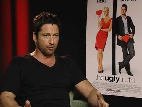 The Ugly Truth : Gerard Butler Exclusive Interview