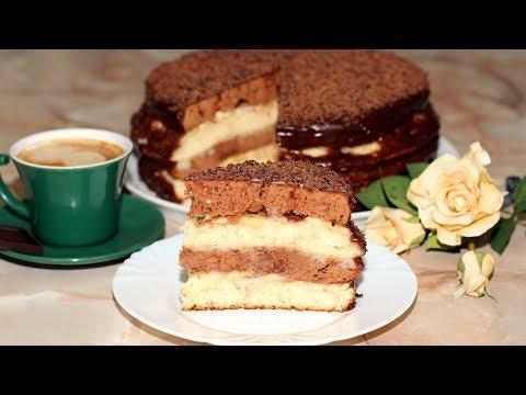Самый простой, доступный и НЕВЕРОЯТНО ВКУСНЫЙ Торт
