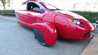 Elio Motors P5 goes to the LA Auto Show