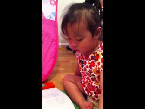 Jacinta sings à song