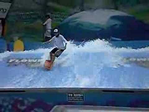 flowrider  dreamworld  gold