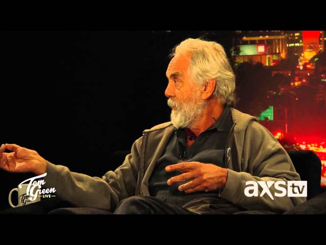 Cheech & Chong Talk Marijuana Legalization on Tom Green Live